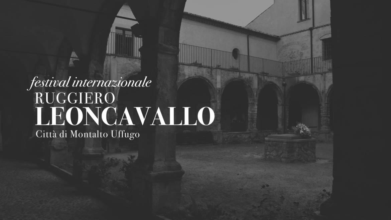 """XIX Festival """" Ruggiero Leoncavallo"""""""